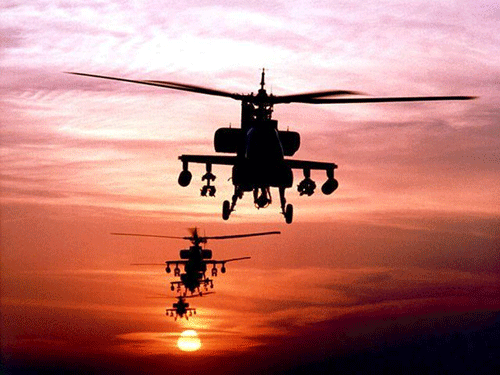 apache-helicopters